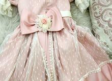 فستان من المصممة بيبي فاطمة