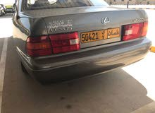 Used condition Lexus LS 1997 with 1 - 9,999 km mileage