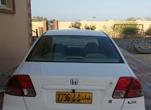 Honda Civic car is available for a Month rent