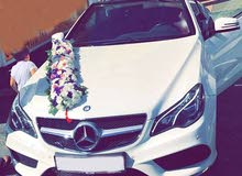 Renting Mercedes Benz cars, E 250 2016 for rent in Amman city