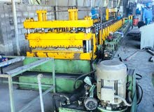 Used Roofing sheet Machine and Z purlin Machine for sale