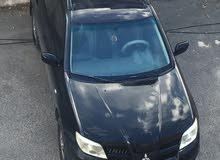 Black Mitsubishi Outlander 2006 for sale