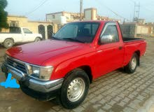 Manual Red Toyota 2001 for sale