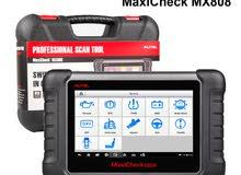 جهاز فحص السيارات للمبتدئين autel maxicheck mx808 2018