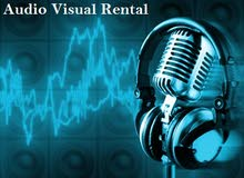 AV Rental Dubai - Rent Audio Visual in Dubai