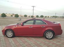 Gasoline Fuel/Power   Cadillac CTS 2013