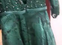 فستان سهرة جديد مقاس 10