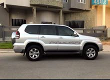 Used condition Toyota Prado 2009 with 140,000 - 149,999 km mileage