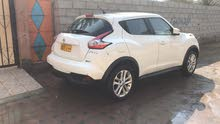 Nissan Juke car is available for sale, the car is in Used condition