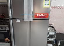 الثلاجة بحالة ممتازة جدا على الشرط