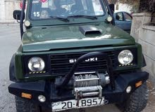 Suzuki Samurai 1982 for sale in Amman
