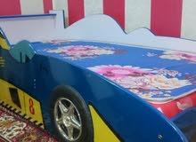سرير اطفال جديد بدون مندر رايده 125 الف بدون دهره