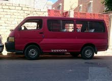 Toyota Hiace made in 1998 for sale