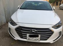 For sale 2018 White Elantra