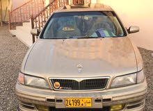 For sale 1999 Gold Maxima