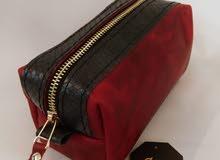 حقيبة جلد ايطالي صنع يدوي
