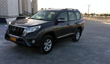 Toyota Prado 2014 For sale - Grey color