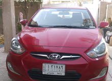 Used condition Hyundai Accent 2014 with 100,000 - 109,999 km mileage