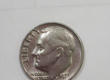 ا دايم امريكي 1975 بدون s للبيع لاعلي سعر