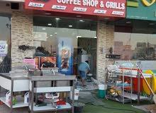 مقهى مشاوي للبيع
