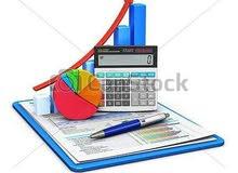 خدمات محاسبية واستشارات مالية