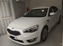 Kia Cadenza 2014 (White)