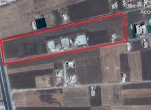قطعة أرض تجارية تصلح لكل المشاريع الأستثمار الكبيرة في أربد (9.5) دونم