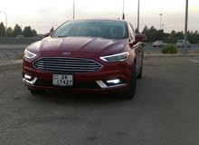 For rent a Ford Fusion 2017