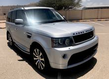 Gasoline Fuel/Power   Land Rover Range Rover Sport 2010