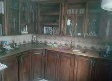 مطبخ بلوط صولد 4*4  استعمال خفيف تكلفتو 1500   للبيع بسعر 500