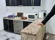 شقة للايجار في بن عاشور شارع الفورنو علي الرئايسي