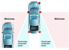 جهاز مهم لكشف المناطق العمياء  اثناء قيادة السيارة