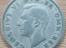 عملة الملك جورج 1951