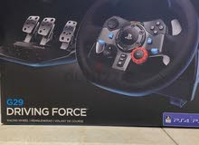 G29 racing gaming wheel + shifter