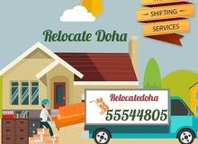 Relocate doha