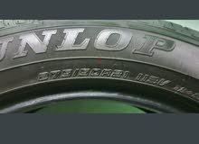 Dunlop tires 4pcs size 275/50R21