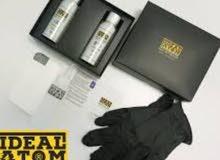 منتج استعادة الطلاء المنتج الحصري الاكثر فعالية من شركة IDEAL ATOM .