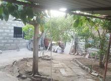 بيت كبير عرطة في البريقه على الشارع الرئيسي