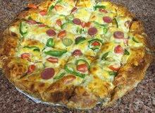 شيف فطائر بيتزا