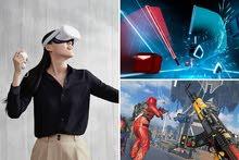 للبيع جهاز العابOculus Quest 2 VR
