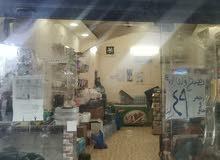 محل تجاري بواد الحجر مقابل مسجد البخاري. مساحته   (3*9)  باطول