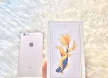 ايفون 6s باس ( شوف الوصف )