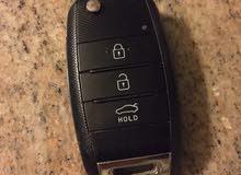 بيع مفاتيح كيا ويو 2016