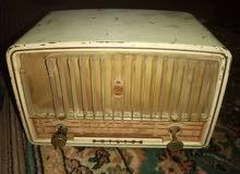 راديو قديم تحفه حلوا حديد مش بلستك