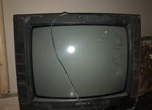 تلفزيون قديم شغال للبيع