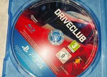 لعبة DRIVECLUB للبيع