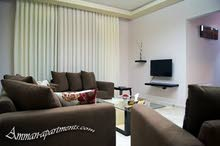 First Floor  apartment for rent with 2 rooms - Amman city 3rd Circle