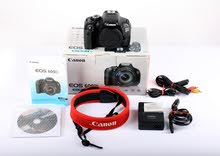 Canon 600D DSLR 18MP With Box