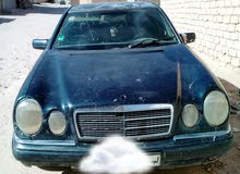 Mercedes Benz E 200 1998 for sale in Western Mountain