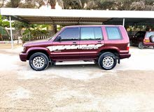Gasoline Fuel/Power   Isuzu Trooper 2003